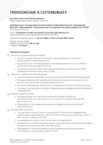 ИТМО - Интеллектуальная собственность-2